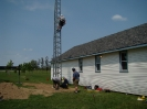 Antenna Raising at the club station_26