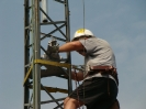 Antenna Raising at the club station_30