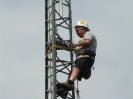 Antenna Raising at the club station_33