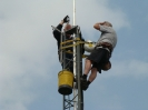 Antenna Raising at the club station_37