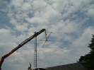 Antenna Raising at the club station_42